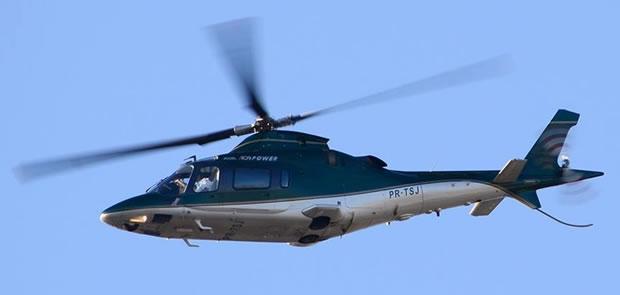 Eventos de Helicóptero, Aluguer de Helicóptero para Eventos